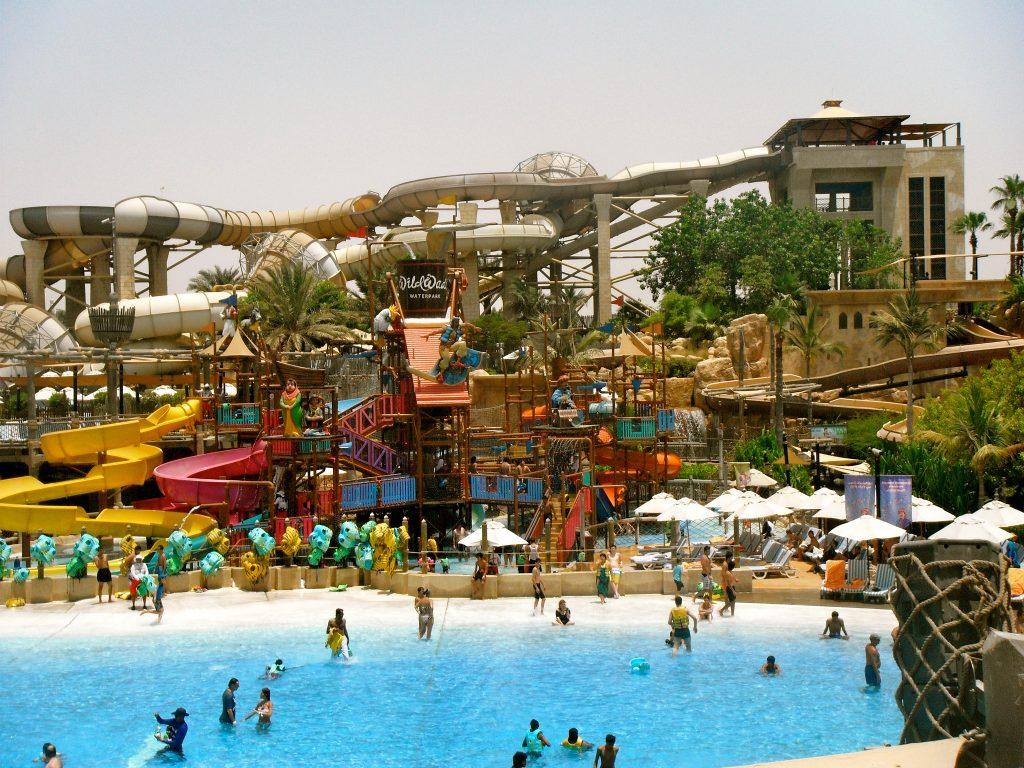 Wild Wadi vesipuisto Dubai