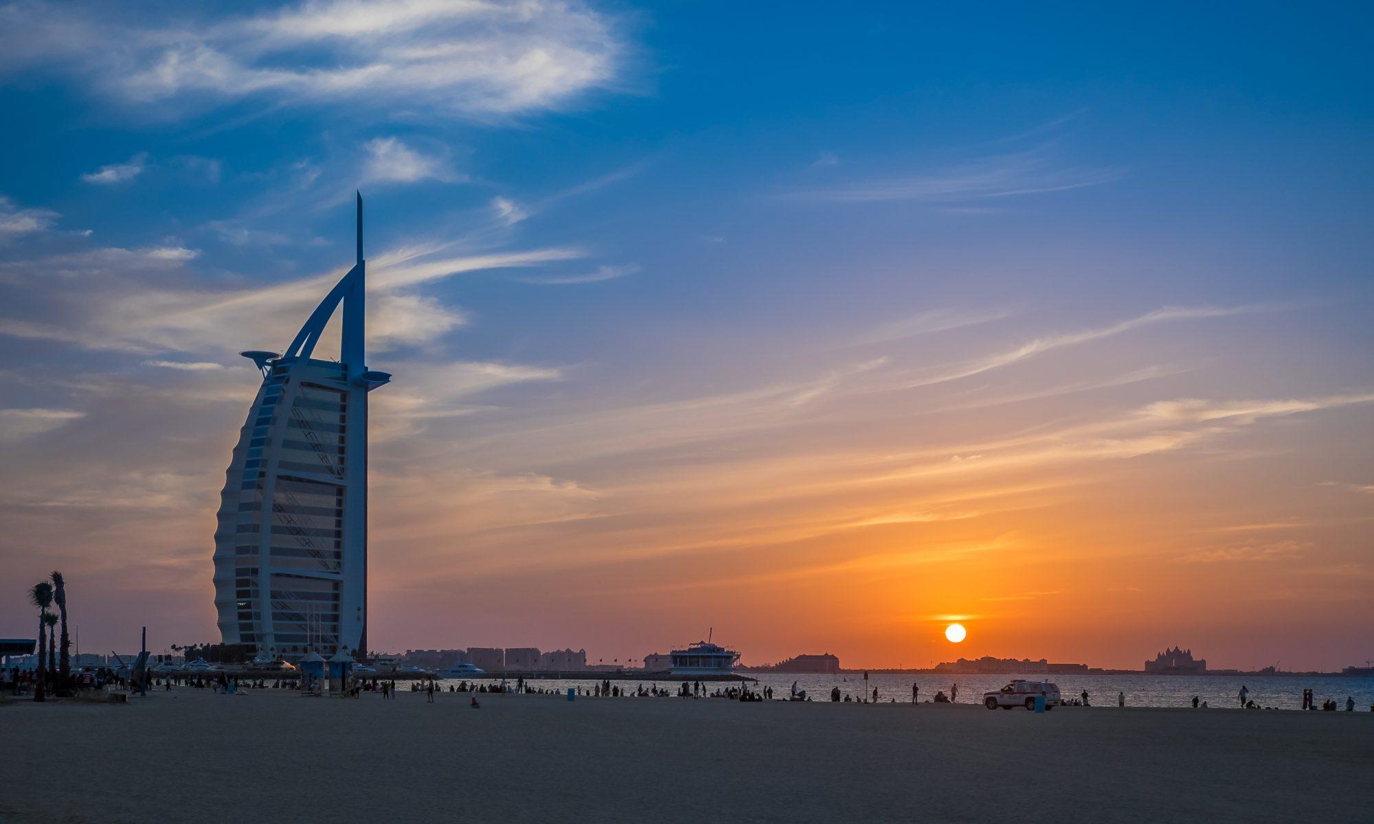 Dubai Hotellit