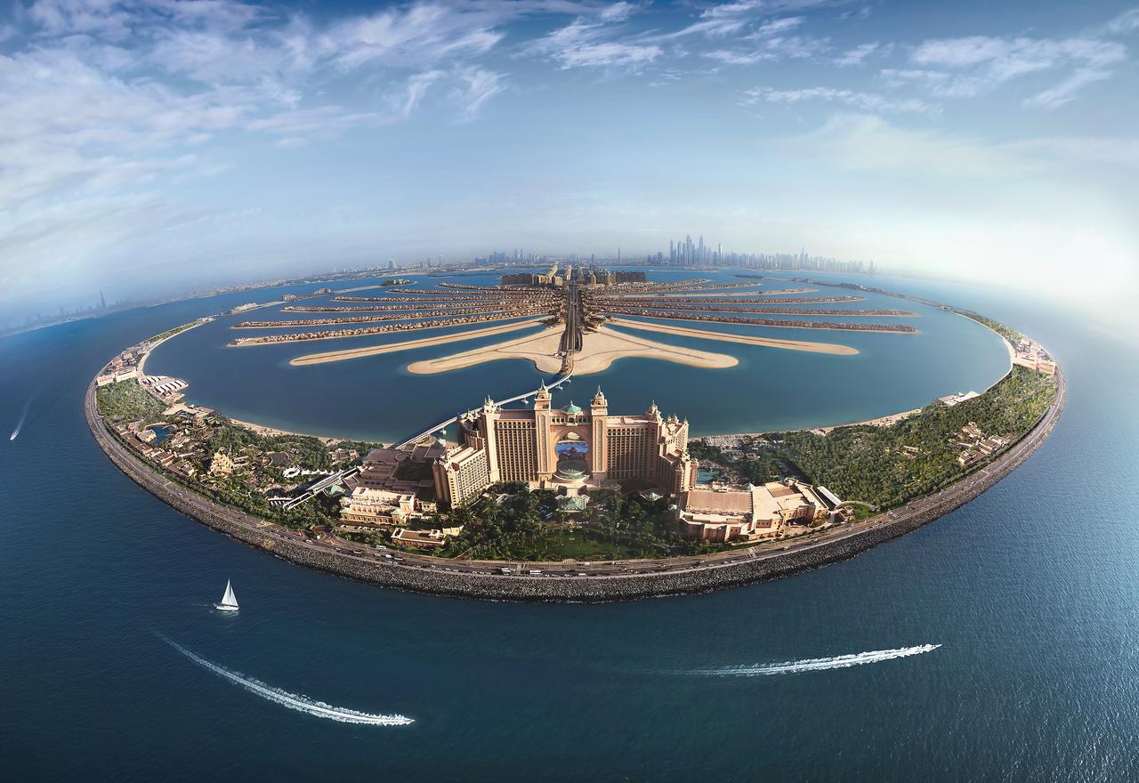 atlantis the palm hotelli
